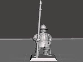 Supportless_English_Civil_War_Pikemen/City guard