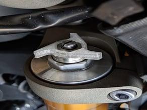 Yamaha MT 09 Suspension Fork Preload Adjuster Tool 14mm