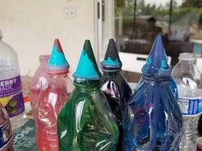 Water Bottle Nozzle (for tie dye)