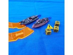 Performance Boats for BOATLANDS (GASLANDS)
