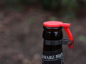 wasp protection for beer bottles