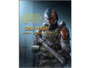 Cosplay Armor - Ramikadyc Mandalorian Armor - Late Crusader - Star Wars