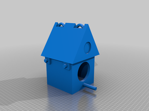 Simple Bird House (Updated)