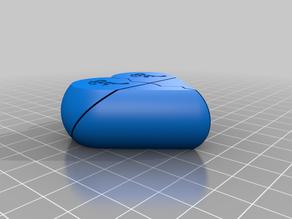 My Customized Custom Heart Box RR