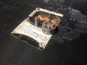 Arkham Horror ammo counter
