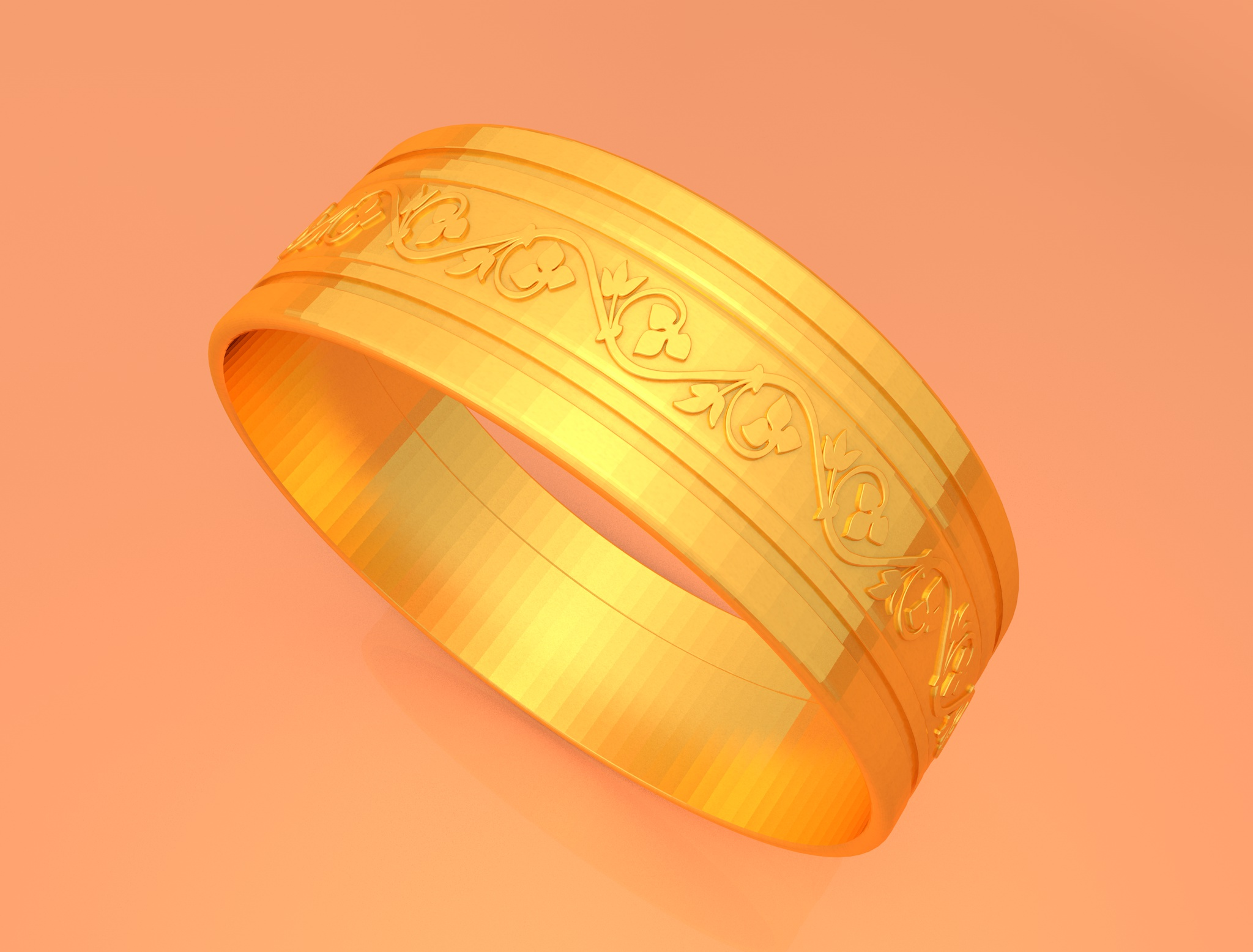 Fallout 4 Wedding Ring.Newest Thingiverse