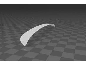 Miata / MX5 Hardtop spoiler