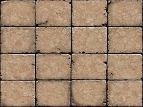 Rock Floor Tiles