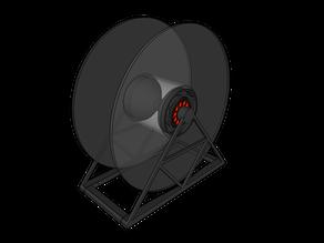 Hatchbox Stationary Spool Holder/Spinner