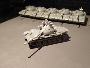 Tiran-5 Upgrade set for PSC T-55