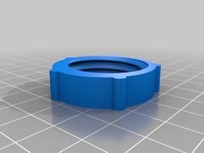 Small filament holder for Ender 3
