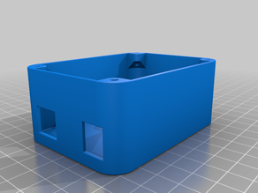 Arduino Uno PBox - small projekt enclosure box