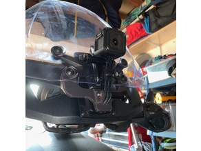GoPro Mount for Can-Am Ryker