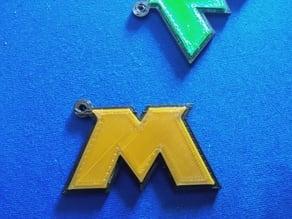 MBK porte-clés Motobécane / keychain