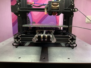 IGUS drylin Y-axis upgrade for Ender 3