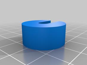 Centrator tool for the Z axis coupler / Centrador para el acoplador del eje Z