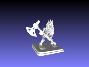 Heroquest dwarf skully remix bis..