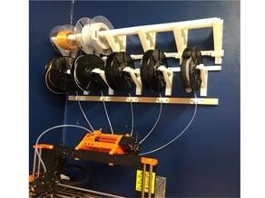 Prusa MMU2S Filament Buffer Solution