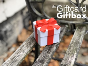 The Gift Card Box