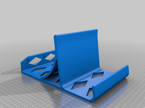 Onewheel Stand - Float Plates and Concave Footpad