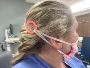 Ear Saver - Hospital Mask Extension S-hook