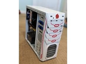 VIVO V03B Case Custom PC Front Cover