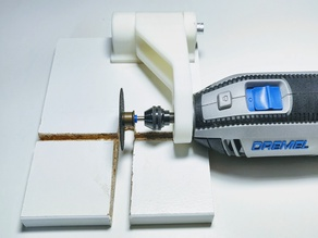 Rod and Tube Cutter for Dremel