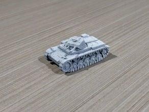 Panzer 2 easy print