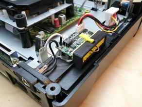 Sega Saturn PicoPSU Adapter
