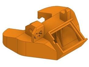 RHD CS Nozzle for Prusa MK2.5S / MK3S