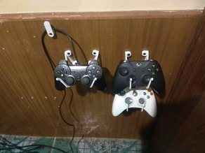 Gamepad Wall Mount