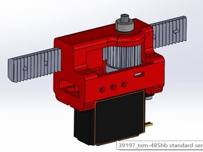FTC Tetrix Linear Actuator Block