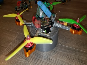 Transtec Laser S Hybrid quadcopter frame arm bumper