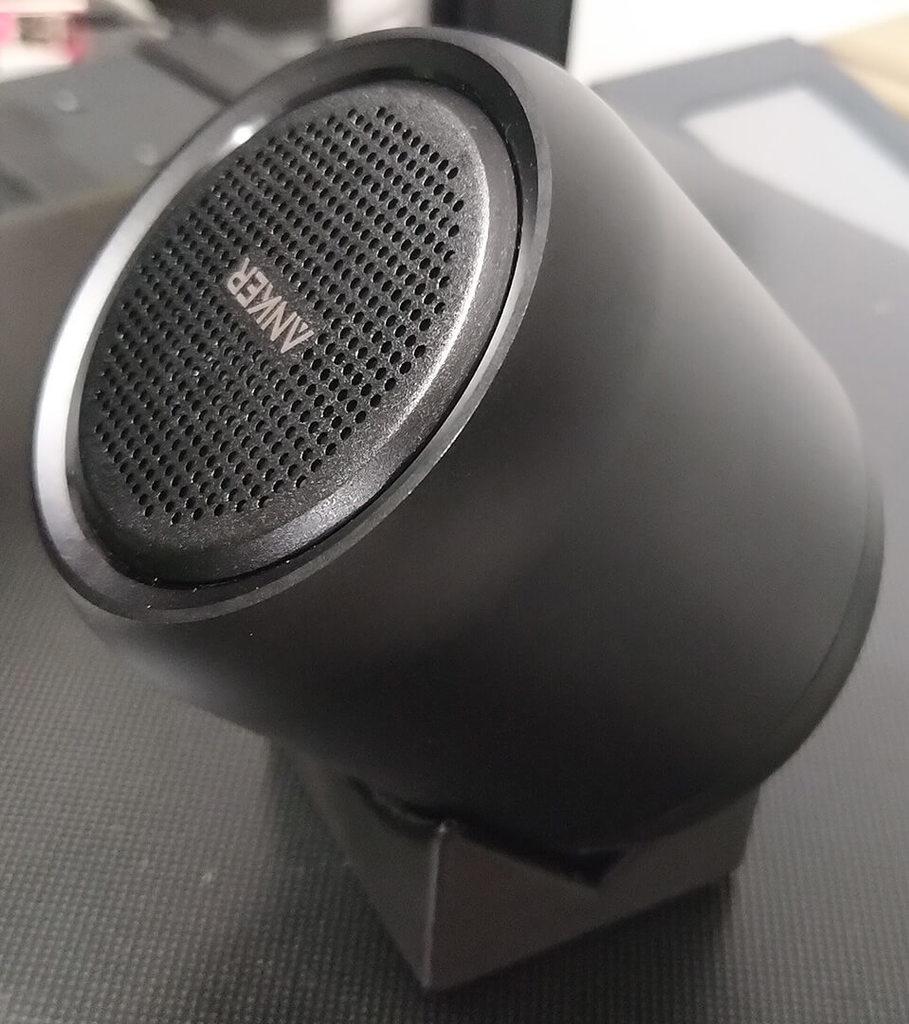 Anker Soundcore Mini tilted support