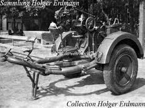 SdAH 51 german trailer - 1/50eme