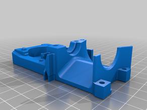 Bontech BMG Prusa Bear MK3s FDM Printable Extruder, Brass inserts
