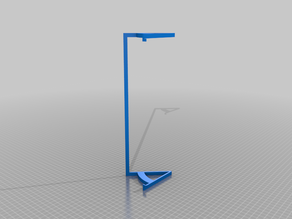 Popup Vent Support