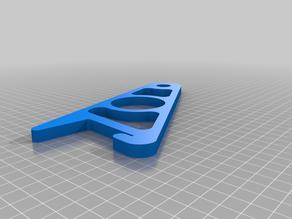 Anycubic i3 Mega - Gantry Spool Holder