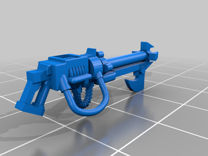 Space Zombies Particle Peeler Redesigned