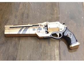 DESTINY 2 - Ace of Spades Hand Cannon - NEW VERSION