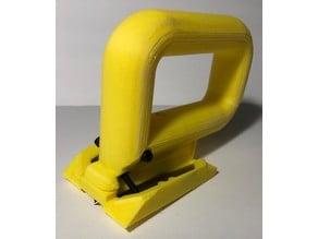 Foam core V groove cutter - Express yourself - Demonstration or Protest sign Maker - Foamcore, foam board
