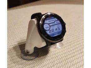 Watch holder for kayak
