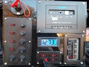 Customizable Off Grid Power Center