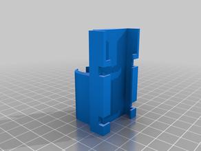 APD 120a ESC mount for Tarot 650 16mm arms