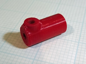 Miniature Vacuum Ejector (Air Powered Vacuum Pump)