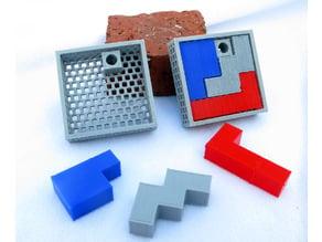 A Pentomino Pocket Puzzle