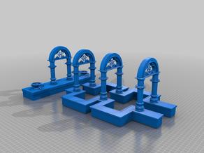 teraze altar - terrain
