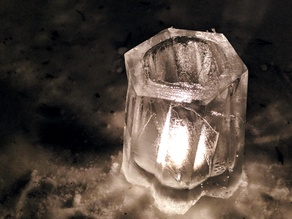 Ice Lantern Mold (Collection of 15)