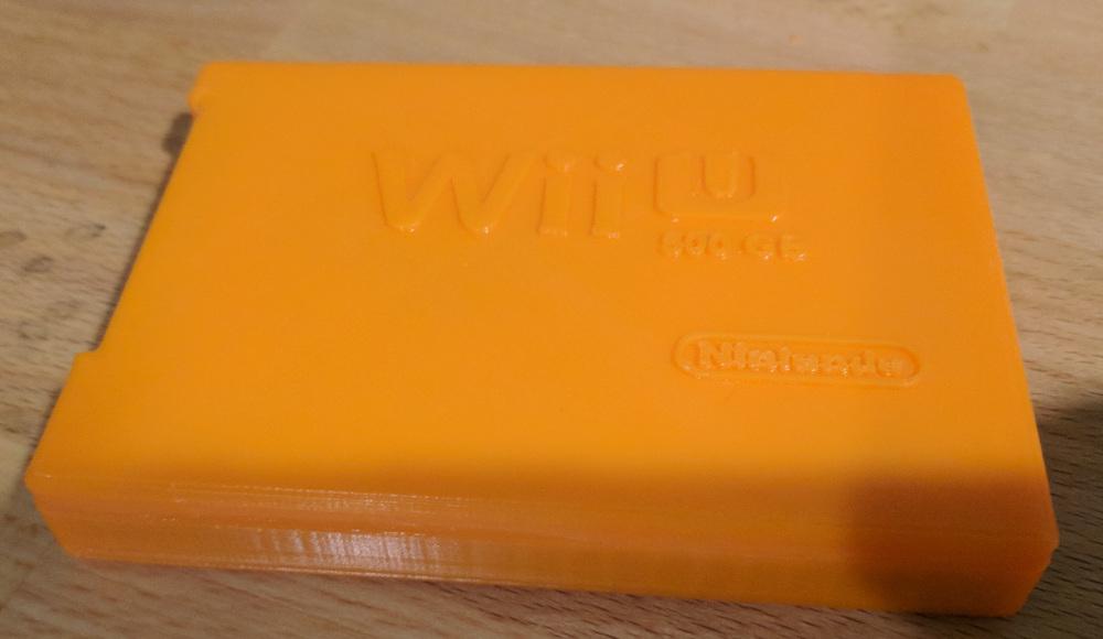 Wii U 2.5in Hard Drive Case
