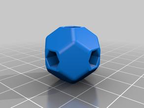 disassemble-free core